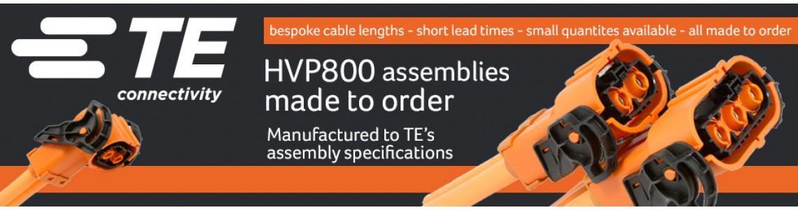 TE HVP800 Assemblies