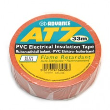 Advance Orange PVC Insulation Tape 19mm X 33m