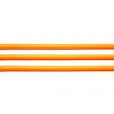 Coroplast (x3) 16mm Orange HV Cable