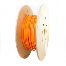 Coroplast 25mm Orange HV Cable