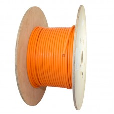 Coroplast 2x4.00mm Orange HV Cable