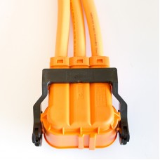 TE HVP800 Cable assy 3 Way 90 Deg 50mm 3mt